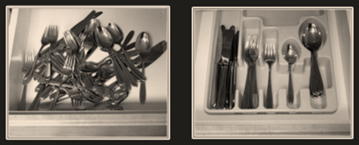 5S and TPM - Cutlery Drawer