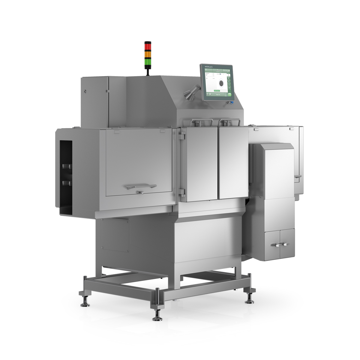 S Series X-ray inspection of standing products